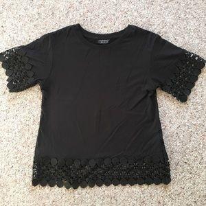 Black Topshop Shirt
